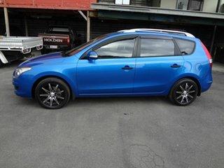 2011 Hyundai i30 FD MY11 CW SX 2.0 Blue 4 Speed Automatic Wagon