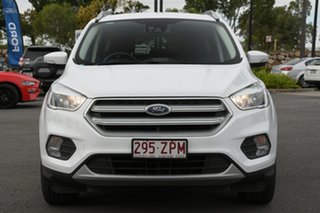 2019 Ford Escape ZG 2019.75MY Trend White 6 Speed Sports Automatic SUV