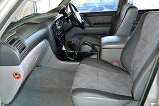 2000 Toyota Landcruiser FZJ105R GXL Gold 4 Speed Automatic Wagon