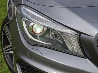 2015 Mercedes-Benz CLA-Class X117 CLA250 Shooting Brake DCT 4MATIC Sport Grey 7 Speed