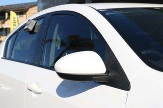 2009 Mazda 3 BK10F2 MY08 Maxx Sport White 4 Speed Sports Automatic Sedan
