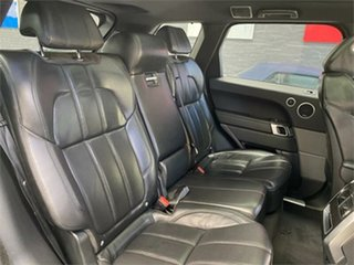 2017 Land Rover Range Rover Sport L494 HSE Dynamic Cosmos Black Sports Automatic Wagon