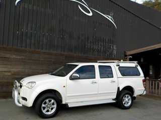 2010 Great Wall V240 K2 Super Luxury White 5 Speed Manual Utility