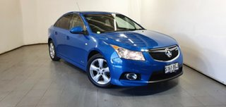 2013 Holden Cruze JH Series II MY13 SRi Blue 6 Speed Sports Automatic Sedan.