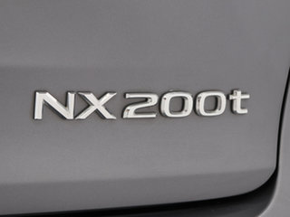 2017 Lexus NX200T AGZ10R Luxury (FWD) Grey 6 Speed Automatic Wagon
