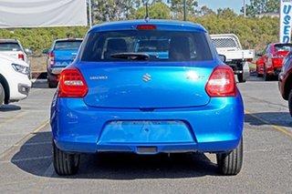2021 Suzuki Swift AZ Series II GL Navigator Blue 1 Speed Constant Variable Hatchback