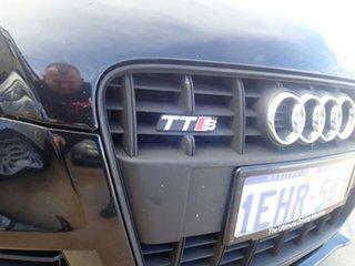 2009 Audi TT 8J 2.0 TFSI Quattro Black Magic 6 Speed Direct Shift Roadster.