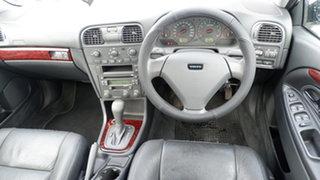 2002 Volvo S40 Phase 2 MY03 White 5 Speed Automatic Sedan
