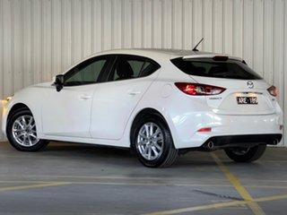 2017 Mazda 3 BN5478 Touring SKYACTIV-Drive White 6 Speed Sports Automatic Hatchback.