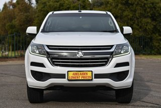 2017 Holden Colorado RG MY17 LS Pickup Crew Cab 4x2 White 6 Speed Sports Automatic Utility.