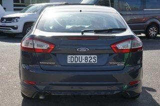 2012 Ford Mondeo MC Titanium TDCi Grey 6 Speed Sports Automatic Dual Clutch Hatchback