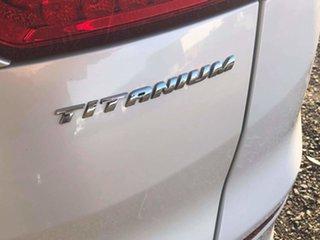 2016 Ford Mondeo MD Titanium White Platinum 6 Speed Sports Automatic Dual Clutch Wagon