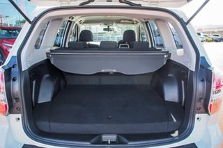 2013 Subaru Forester S4 MY13 2.5i Lineartronic AWD White 6 Speed Constant Variable Wagon