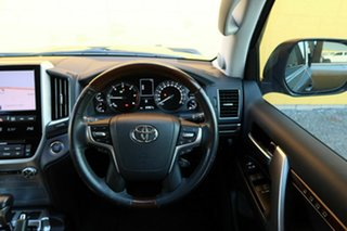 2016 Toyota Landcruiser VDJ200R Sahara Grey 6 Speed Sports Automatic Wagon