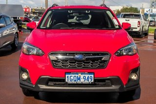 2018 Subaru XV G5X MY18 2.0i-L Lineartronic AWD Red 7 Speed Constant Variable Wagon