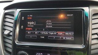 2015 Mitsubishi Pajero Sport QE MY16 GLX Silver 8 Speed Sports Automatic Wagon