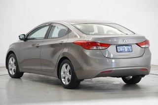 2013 Hyundai Elantra MD2 Elite Bronze 6 Speed Manual Sedan