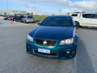2012 Holden Commodore VE II MY12 SV6 (LPG) Blue 6 Speed Automatic Sedan.