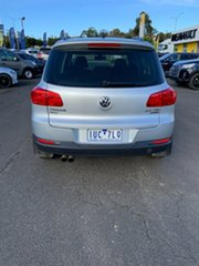 2013 Volkswagen Tiguan 5N MY14 132TSI DSG 4MOTION Pacific Reflex Silver 7 Speed