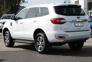 2020 Ford Everest UA II 2020.25MY Trend White 10 Speed Sports Automatic SUV