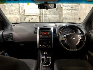2013 Nissan X-Trail T31 Series V ST Black 6 Speed Manual Wagon