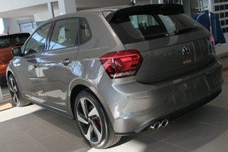 2021 Volkswagen Polo AW MY21 GTI DSG Grey 6 Speed Sports Automatic Dual Clutch Hatchback.