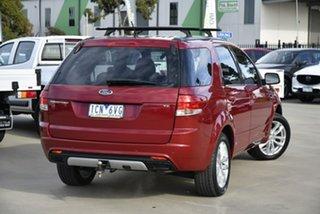 2014 Ford Territory SZ TS Seq Sport Shift Red 6 Speed Sports Automatic Wagon