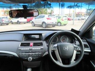 2010 Honda Accord 50 VTi Grey 5 Speed Automatic Sedan