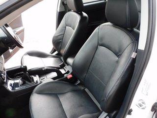 2012 Mitsubishi Lancer CJ MY13 LX White 5 Speed Manual Sedan
