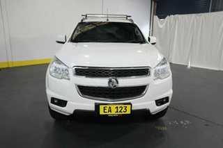 2015 Holden Colorado 7 RG MY15 LT White 6 Speed Sports Automatic Wagon