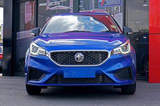 2021 MG MG3 SZP1 MY21 Core (Nav) Blue 4 Speed Automatic Hatchback.