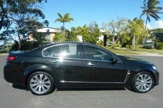 2014 Holden Calais VF MY14 V Black 6 Speed Sports Automatic Sedan.