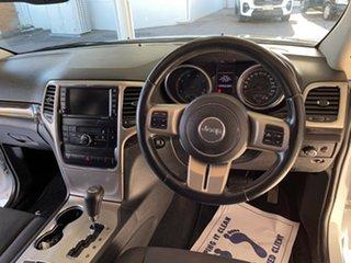 2012 Jeep Grand Cherokee Laredo White Sports Automatic Wagon