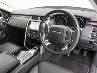 2018 Land Rover Discovery MY18 TD6 HSE (190kW) Black 8 Speed Automatic Wagon