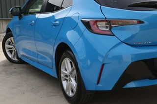 2019 Toyota Corolla Mzea12R SX Blue 10 Speed Constant Variable Hatchback