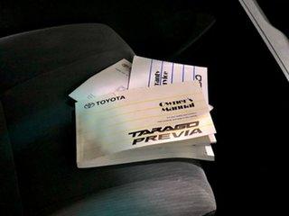 2009 Toyota Tarago ACR50R MY08 GLi Silver 4 Speed Sports Automatic Wagon