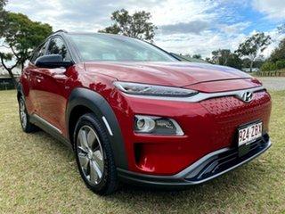 2019 Hyundai Kona OS.3 MY19 electric Highlander Red Pulse Ttr Y21 1 Speed Reduction Gear Wagon.