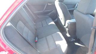 2006 Mazda 6 GG1032 Limited Red 6 Speed Manual Sedan
