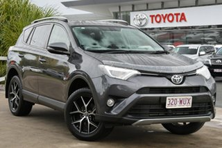 2016 Toyota RAV4 ZSA42R GXL 2WD Graphite 7 Speed Constant Variable Wagon.