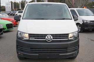 2017 Volkswagen Transporter T6 MY17 TDI400 SWB DSG White 7 Speed Sports Automatic Dual Clutch Van.