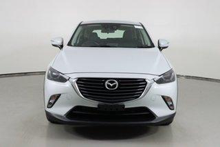 2015 Mazda CX-3 DK Akari (AWD) White 6 Speed Automatic Wagon.