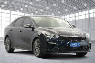 2019 Kia Cerato BD MY19 GT DCT Blue 7 Speed Sports Automatic Dual Clutch Sedan.