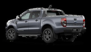 2021 Ford Ranger PX MkIII Wildtrak Meteor Grey 10 Speed Automatic Pick Up