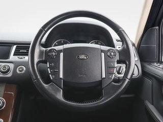 2011 Land Rover Range Rover MY11 Sport 3.0 TDV6 Santorini Black 6 Speed Automatic Wagon