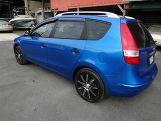 2011 Hyundai i30 FD MY11 CW SX 2.0 Blue 4 Speed Automatic Wagon.