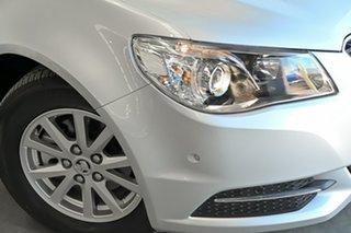 2017 Holden Commodore VF II MY17 Evoke Sportwagon Silver 6 Speed Sports Automatic Wagon.