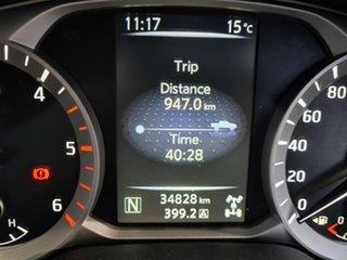 2018 Nissan Navara D23 S3 ST Grey 7 Speed Sports Automatic Utility