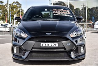 2017 Ford Focus LZ RS AWD Shadow Black 6 Speed Manual Hatchback