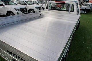 2021 Nissan Navara D23 MY21 SL 4x2 Polar White 6 Speed Manual Cab Chassis