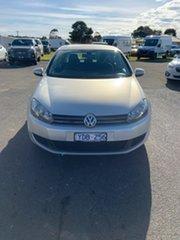 2010 Volkswagen Golf VI MY11 103TDI DSG Comfortline Gold 6 Speed Sports Automatic Dual Clutch.